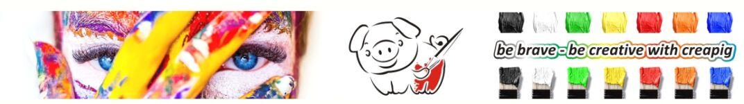 Kreatív termékek hobby kellékek webáruháza, festősablon stencil