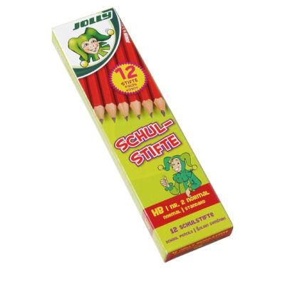 Grafit ceruza JOLLY piros testű HB