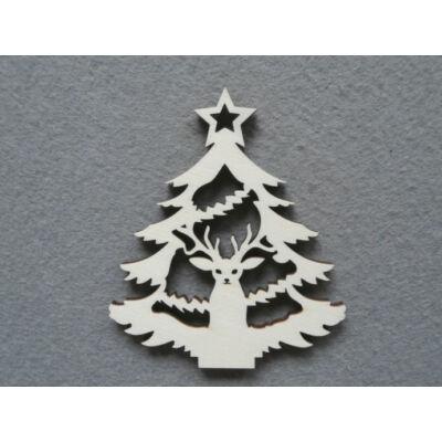 Karácsonyfa, Rénszarvas