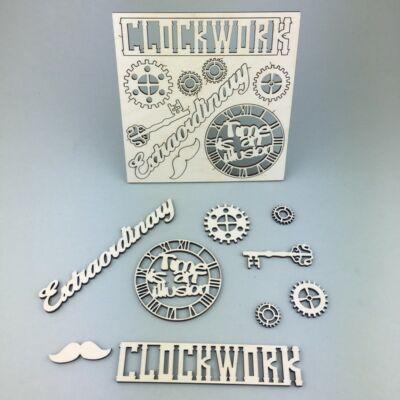 Feliratok Falapon – Clockwork
