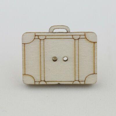 Fafigura Gomb – Bőrönd