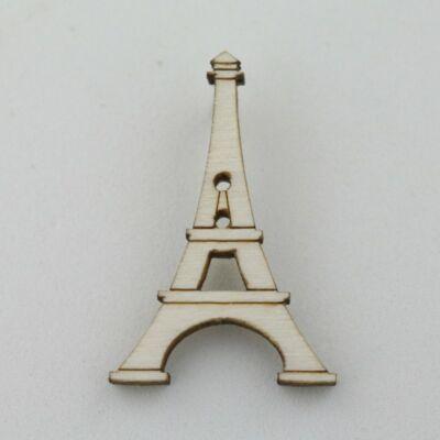Fafigura Gomb – Eiffel Torony