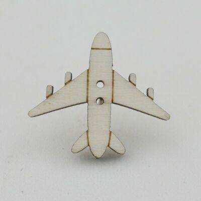 Fafigura Gomb – Repülő