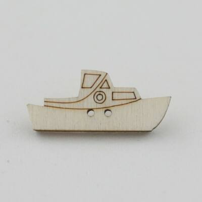 Fafigura Gomb – Hajó