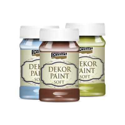 Dekor Paint lágy dekorfesték - 100 ml.
