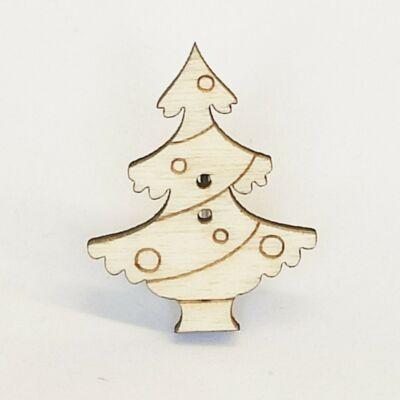 Fafigura Gomb – Karácsonyfa
