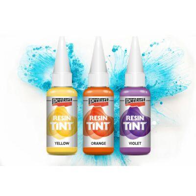 Resin Tint gyantaszínező 20 ml.