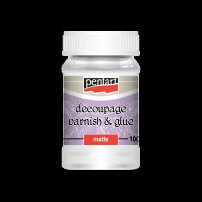 Decoupage ragasztólakk matt 100 ml