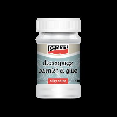 Decoupage ragasztólakk selyemfényű 100 ml