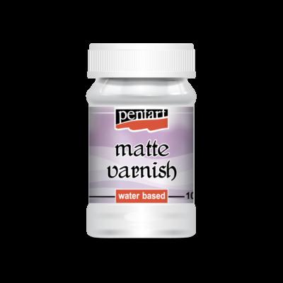 Matt lakk - vízbázisú 100 ml